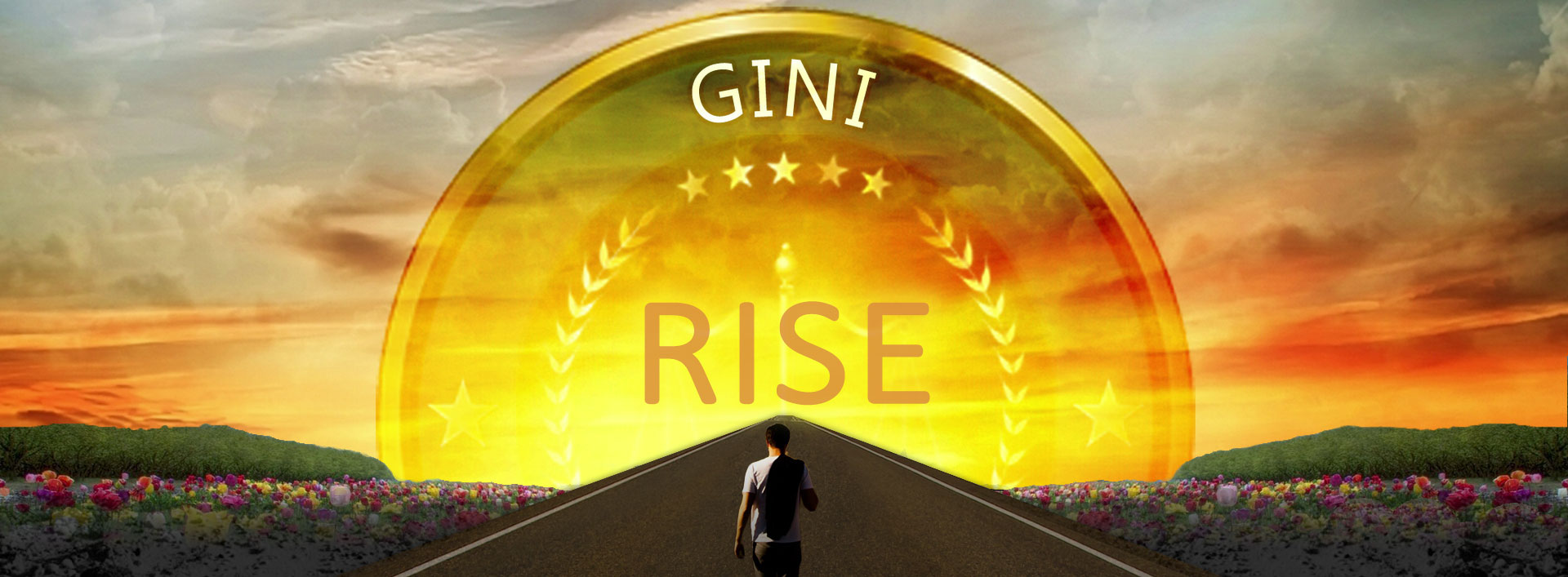 Gini Foundation Rising