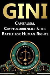 Κάλυμμα βιβλίου Gini (μόνο μπροστά)