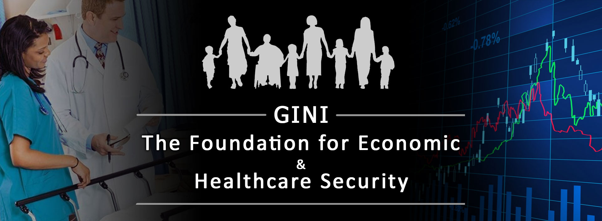 GINI: The Foundation for Economic & Healthcare Security